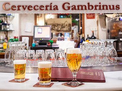 Cerveceria Gambrinus Bocadi