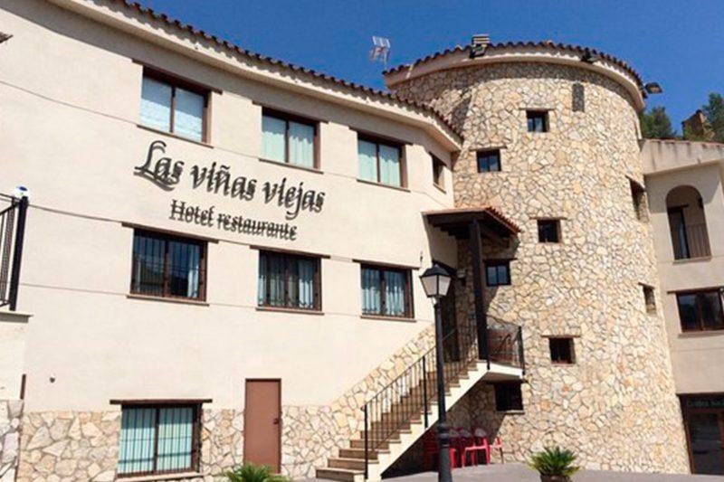Hotel-rte Viñas Viejas
